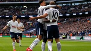 Tottenham Liverpool 22102017