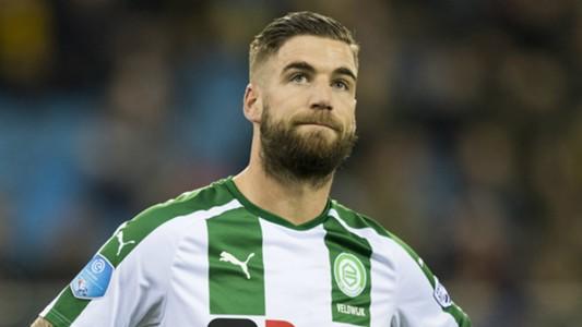 Lars Veldwijk, FC Groningen, 02022018