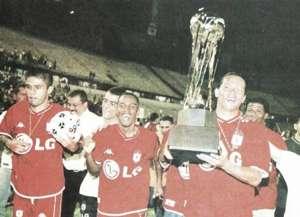 América de Cali campeón 2002
