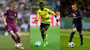 Dembele, De Bruyne & 20 Penjualan Termahal Bundesliga Jerman
