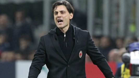 Vincenzo Montella Milan Genoa Serie A 18032017