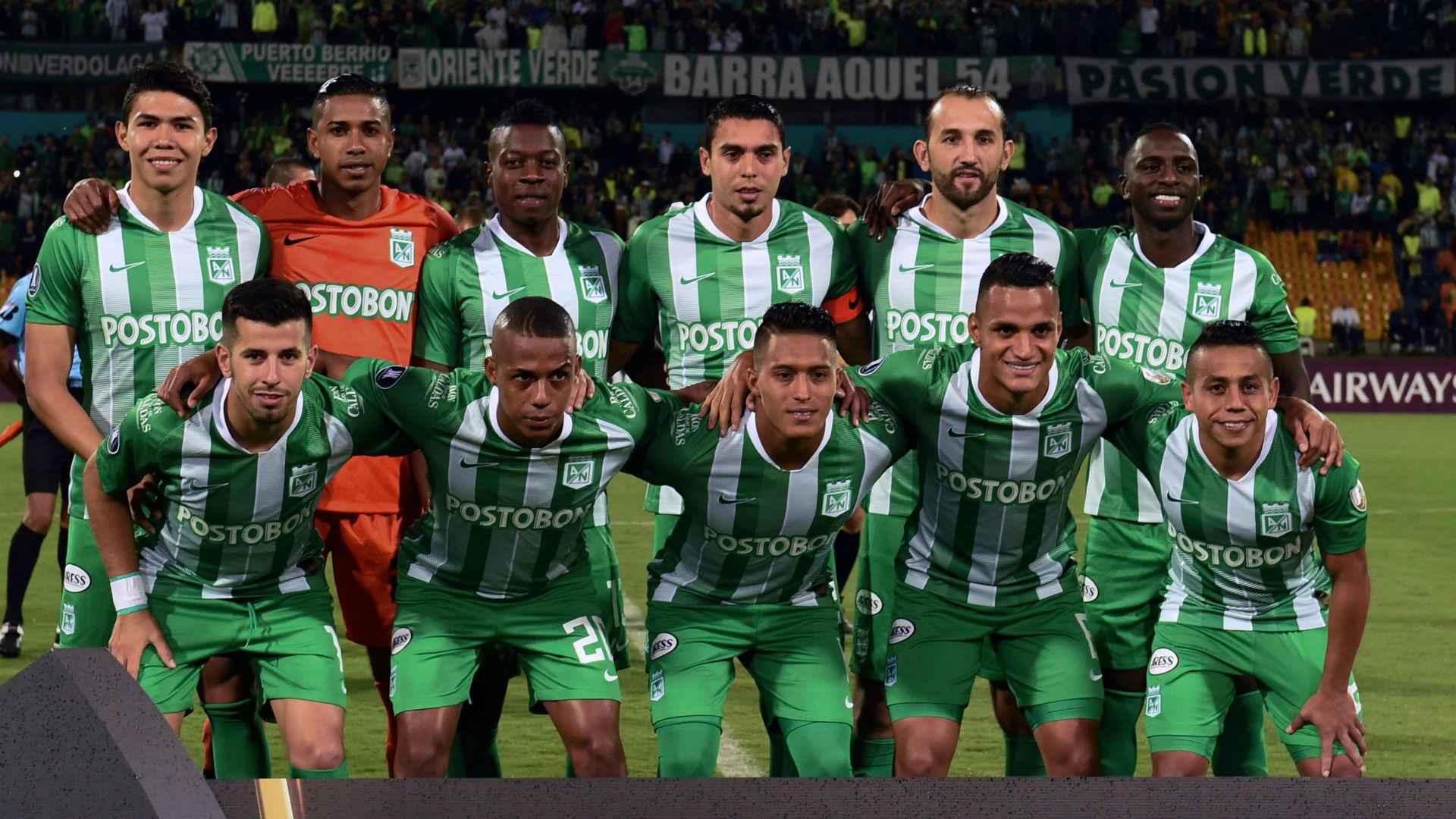 Atlético Nacional Nómina 2019