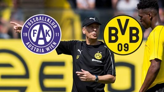 Austria Wien BVB Borussia Dortmund LIVE STREAM