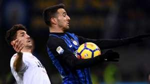 Matias Vecino Inter Crotone Serie A