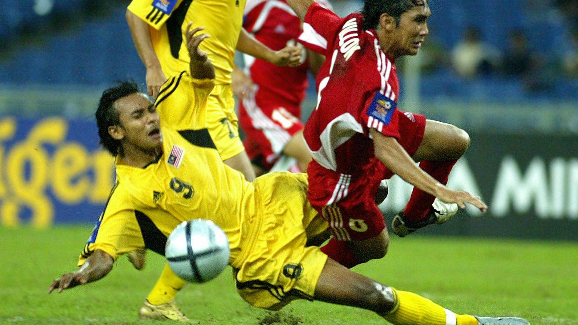 Amri Yahyah, Malaysia, AFF Championship 2004