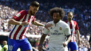 Marcelo Yannick Carrasco Real Madrid Atletico Madrid La Liga