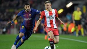 Pablo Maffeo Luis Suarez Girona Barcelona