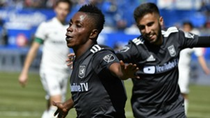 Latif Blessing LAFC MLS