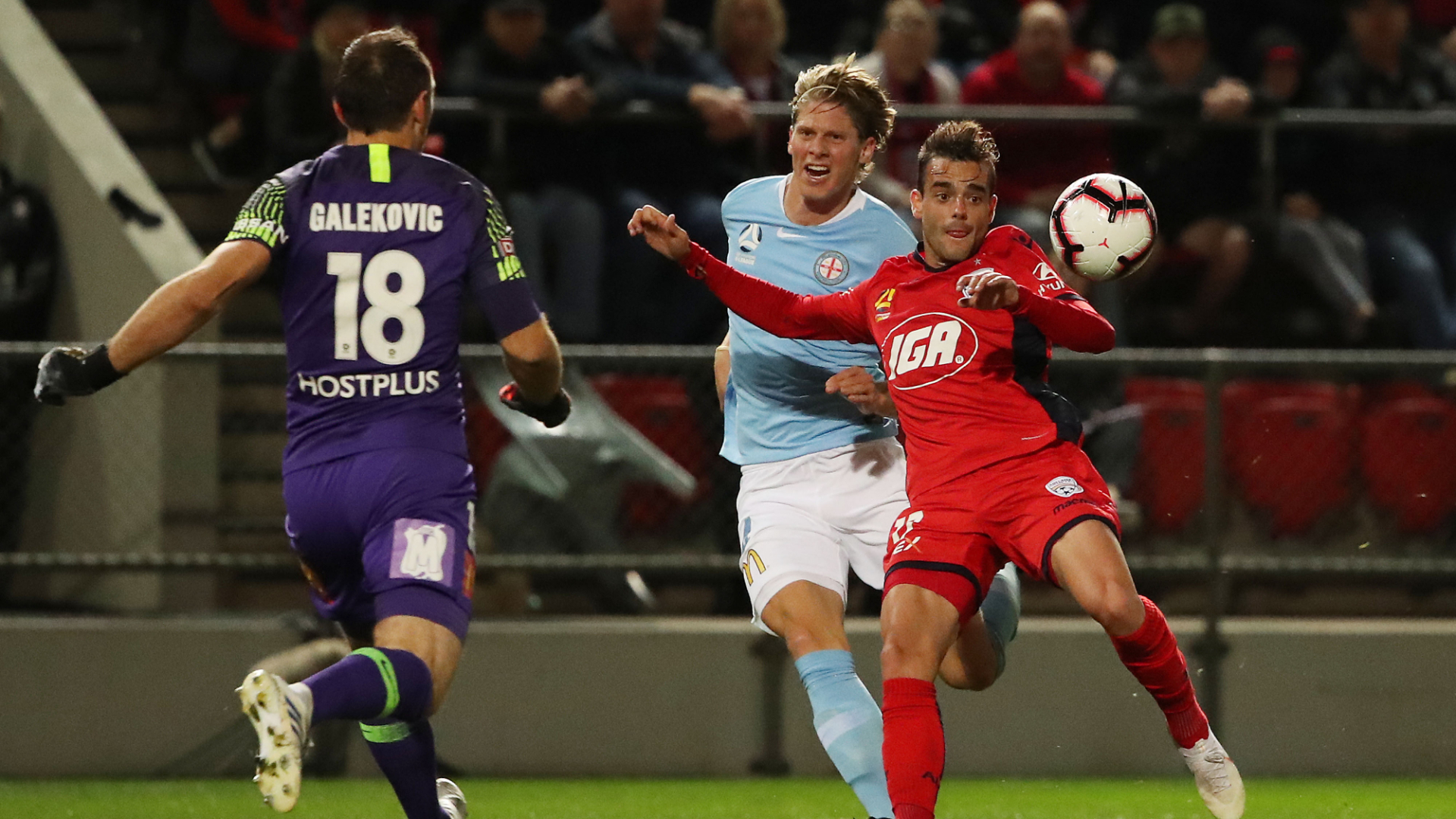 A-League news: Ben Halloran the hero as Adelaide United ...