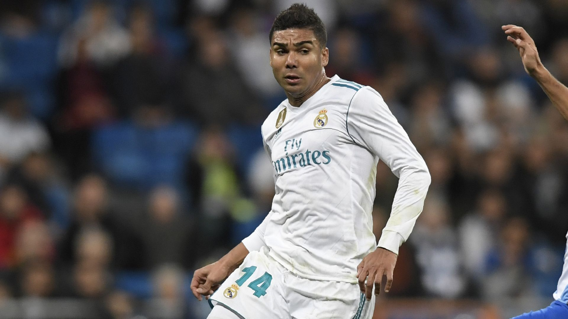 Casemiro Real Madrid La Liga 2017