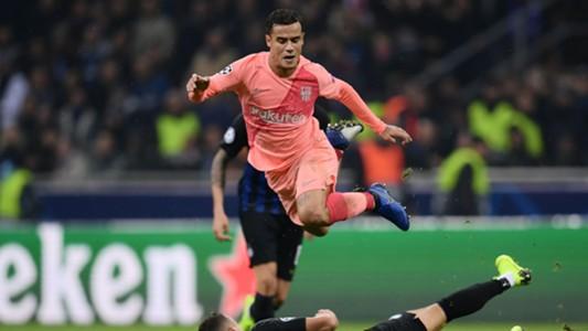 2018-11-09 Coutinho Barcelona