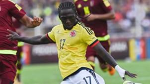 Yimmi Chará Colombia vs Venezuela Eliminatoria 31082017
