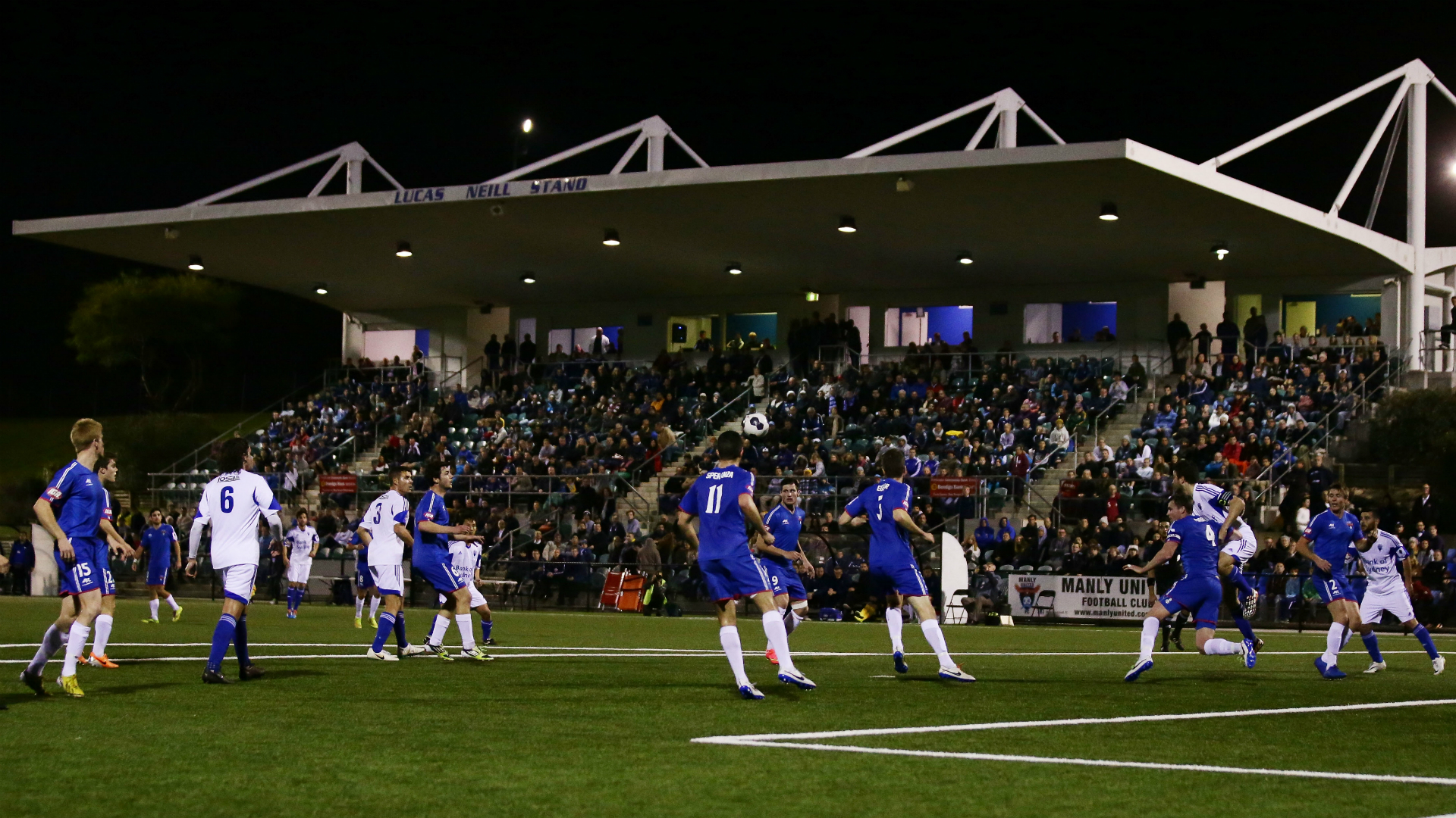 Manly United v Sydney Olympic FFA Cup 29072014