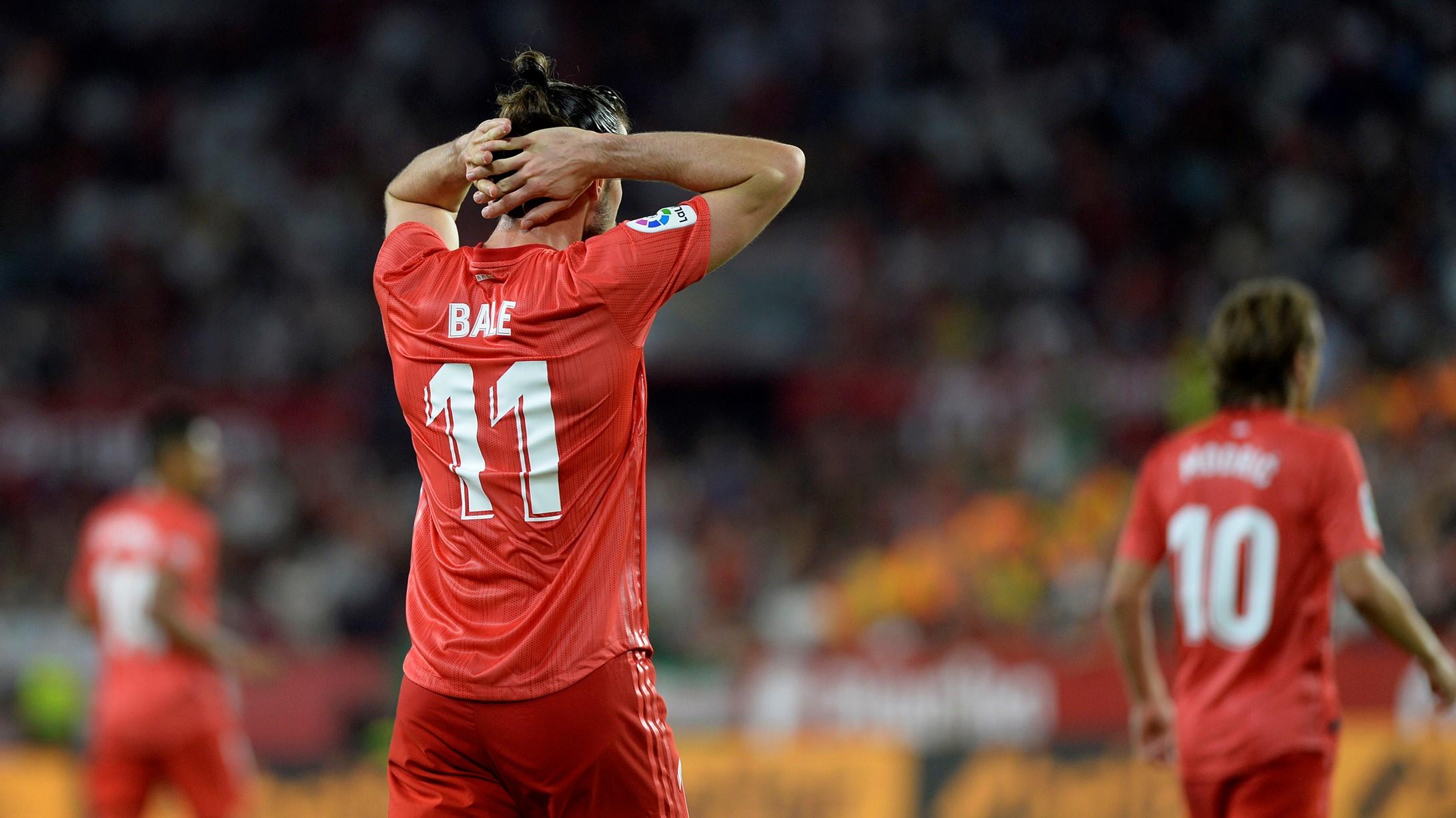 Gareth Bale Sevilla Real Madrid LaLiga 26092018
