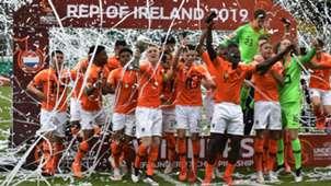 Netherlands U17 Euros 2019