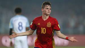 Sergio Gomez Spain U17