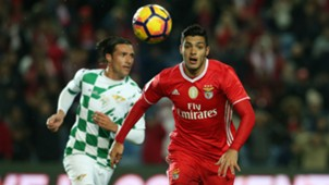 Raul Jimenez 2017 Benfica Portugal