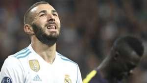 Karim Benzema Real Madrid 2017