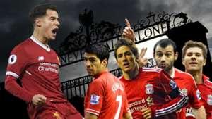 Liverpool's lost stars
