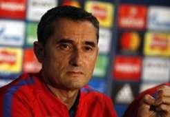 Ernesto Valverde Chelsea Barcelona UEFA Champions League