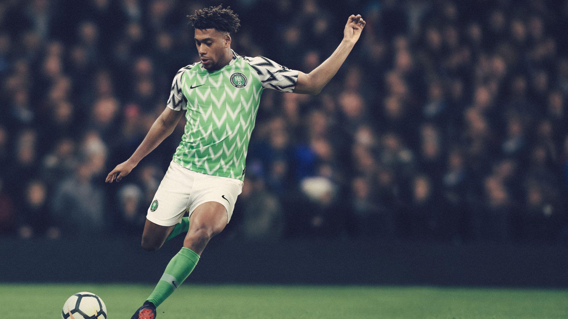 Nigeria home kit 2018