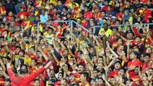 Selangor fans, 2018