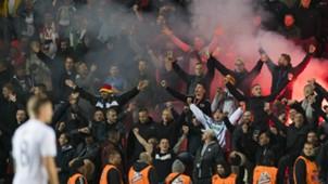Czech Republic Germany Fans