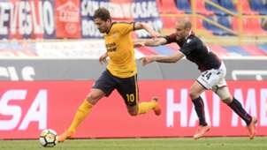 Alessio Cerci Rodrigo Palacio Bologna Verona Serie A
