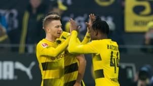 Reus Batshuayi Dortmund Hamburg Bundesliga 02102018