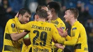 Borussia Dortmund Europa League