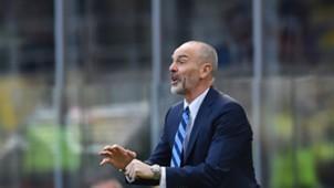 Stefano Pioli Inter Atalanta Serie A 03122017