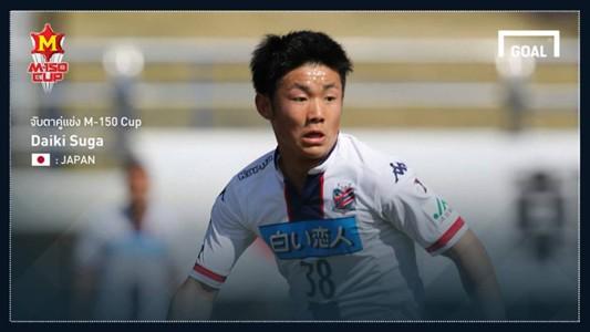 Image result for จับตาคู่แข่ง M-150 CUP : ไดกิ ซุงะ ดาวโรจน์แห่งท้องฟ้าลูกหนังญี่ปุ่น