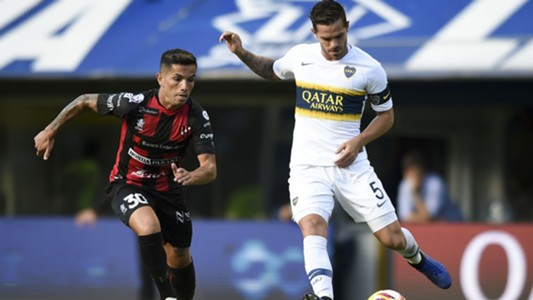 Gago Carabajal Boca Patronato Superliga 17112018