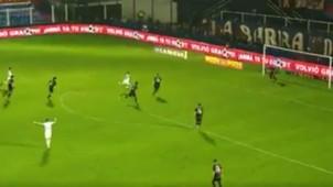Captura TV Gol Tigre Velez Superliga 25082017