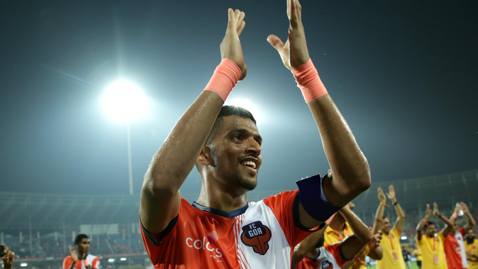 Mandar Rao Dessai FC Goa ISL 5