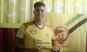 Alan Henrique Ferreira Bastos Soares - Sriwijaya FC