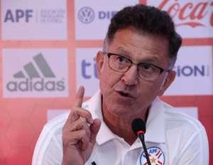 Juan Carlos Osorio Paraguay 2018