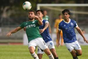Hong Kong Premier league, Happy Valley 1:0 won over Rangers.