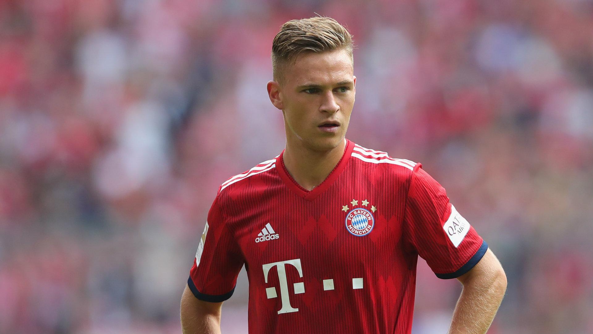 Joshua Kimmich Bayern Munich 2018-19