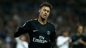 Neymar PSG Real Madrid Champions League