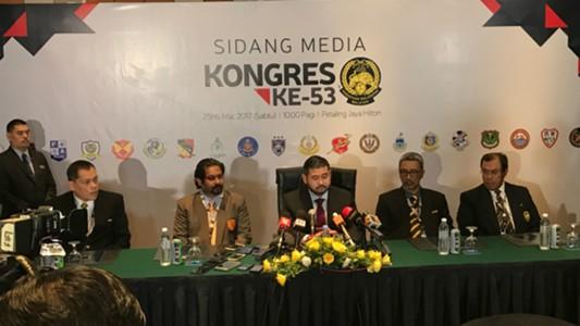 Tengku Mahkota Johor Tunku Ismail Sultan Ibrahim, FAM Congress 2017, 25/03/2017