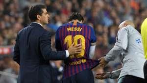 Lionel Messi FC Barcelona LaLiga 20102018