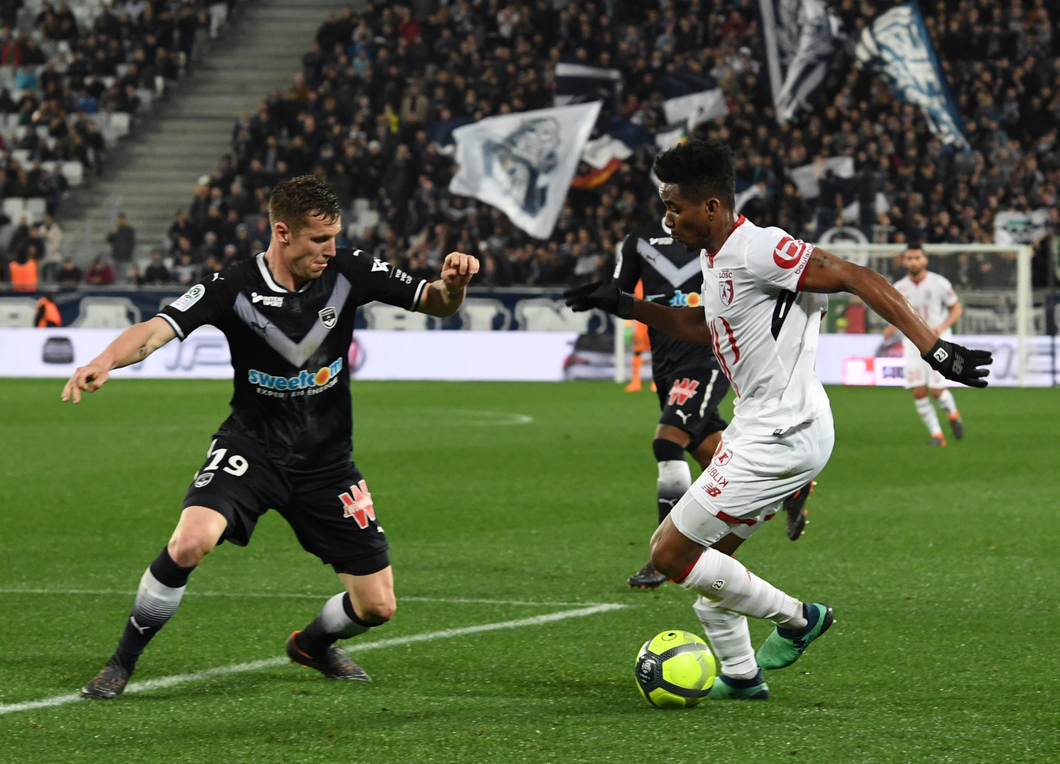 Galtier écarte Maignan et Bahlouli 07/04/2018 — LOSC