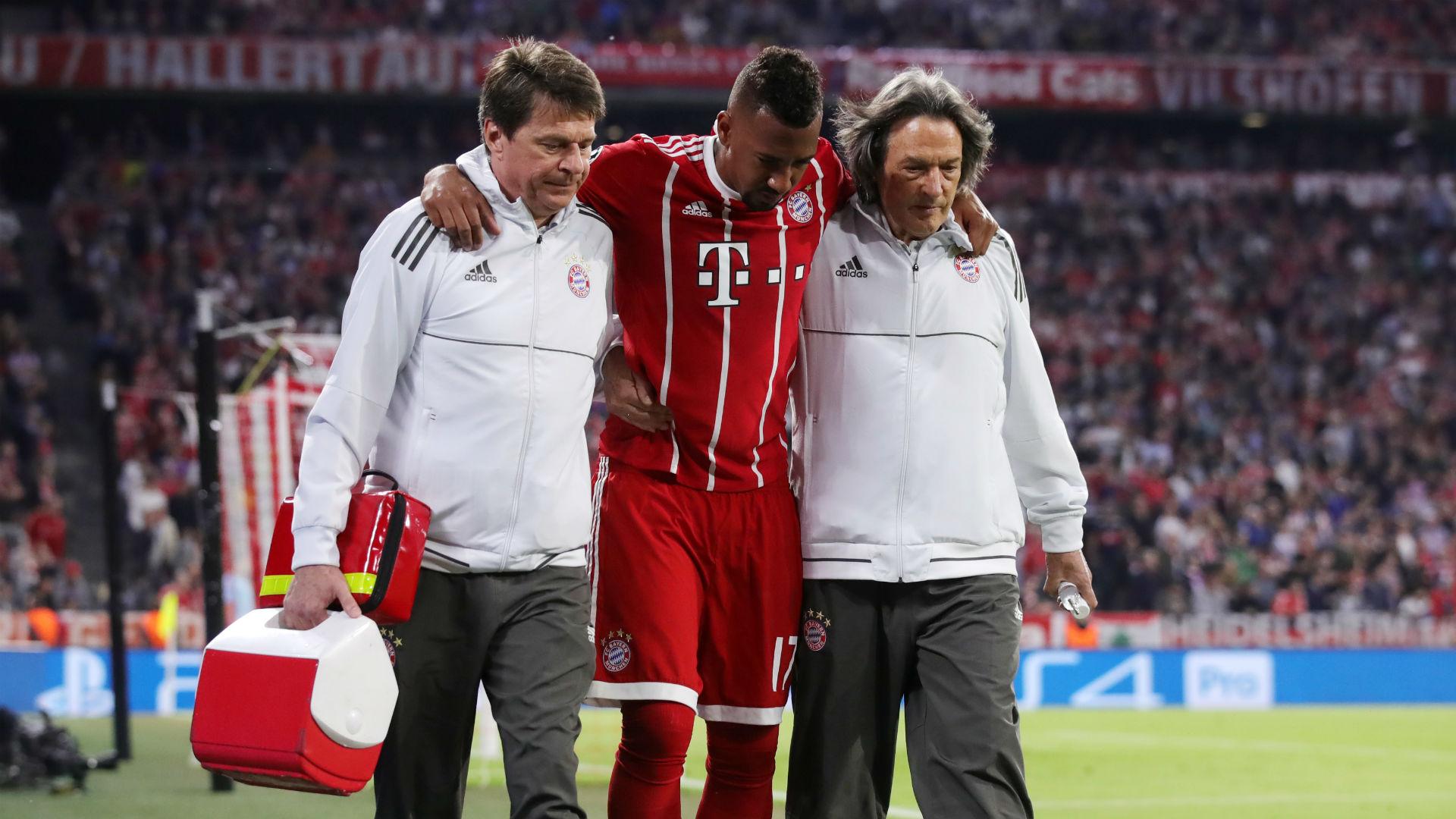 Jerome Boateng Bayern Munich Real Madrid Champions League