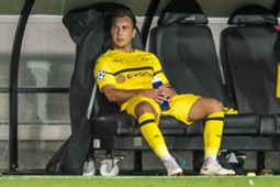 ONLY GERMANY Mario Gotze Borussia Dortmund
