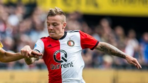 Jordy Clasie, Feyenoord - Excelsior, Eredivisie 08192018