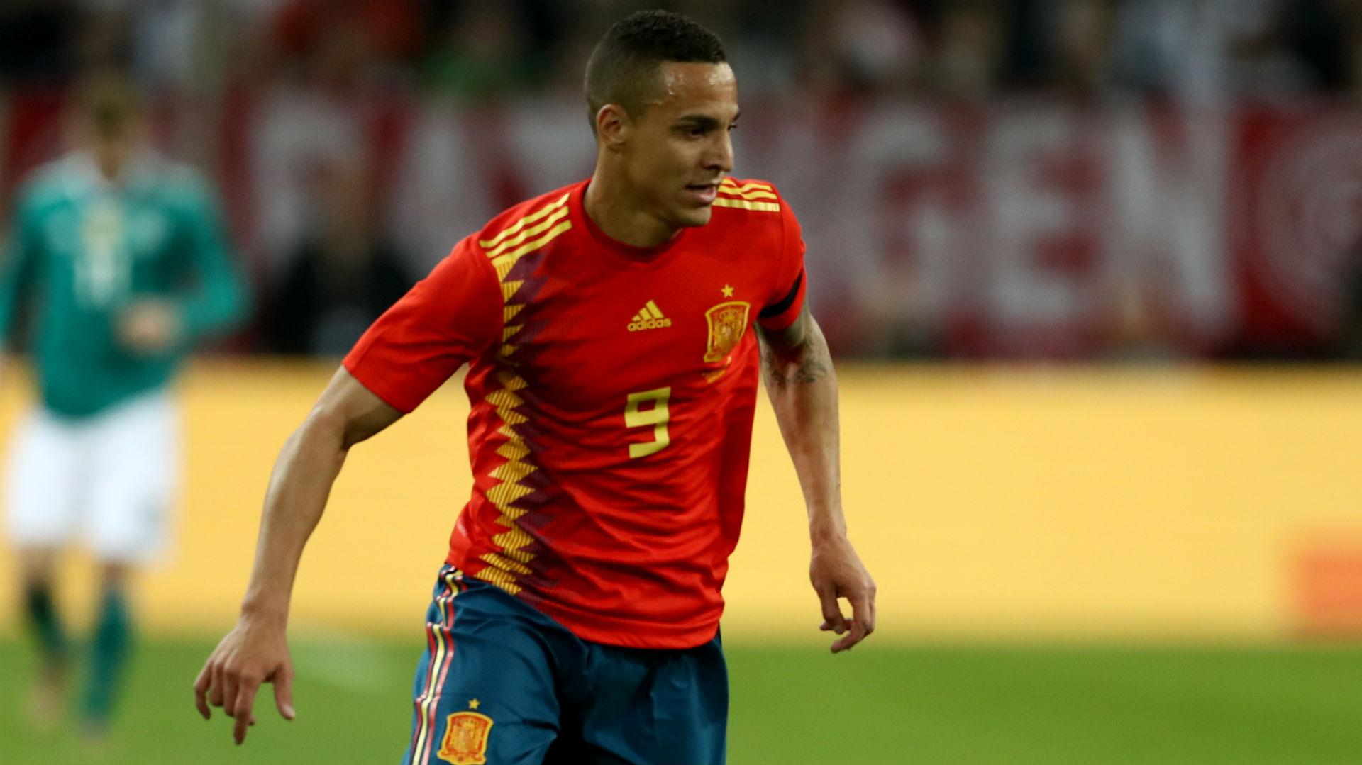 Rodrigo Spain