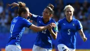 Italy China Galli Bartoli Women's World Championship