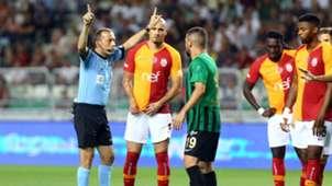 Cuneyt Cakir Maicon Omer Bayram Galatasaray Akhisarspor 08052018