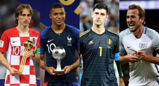 World Cup Awards